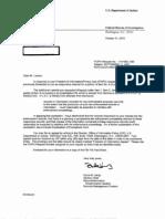 Larson FOIA FBI 911 Pentagon Attack Records