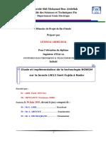 Etude et implementation de la  - LEMNIAI Abdelhak_2731 (1).pdf
