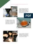 proceso grafico yogurt batido con frutas
