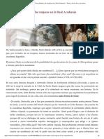 Pardo Bazán, Teresa de Jesús y las mujeres en la Academia