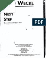 Dave Weckl 02 - The Next Step - Booklet_backup.pdf