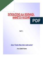 Introduzione NMR Parte1