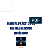 Manual Práctico de Biomagnetismo Holistico