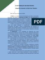 Formaçao Em Reikiterapia(1)
