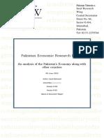 Pakistan Economic Research Report (2010)