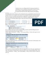 SAP SD Process