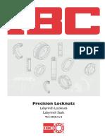 IBC Precision Locknuts