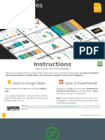FGST0014 - General Purpose Presentation Template