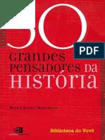 Hughes-Warrington, Marnie - 50 Grandes Pensadores da História.pdf