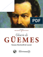 Susana Martorell de Laconi - Ideario de Guemes