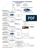 Updated PIAA District-III 5A boys brackets
