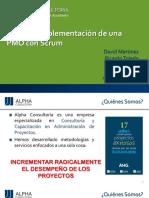 Guía - Diseño e Implementación de Un PMO Con Scrum