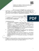 Contrato Promessa de Compra e Venda de Habitacao Modelo1
