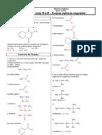 Química Orgânica - CASD - Aula06a08 Funções orgânicas oxigenadas I
