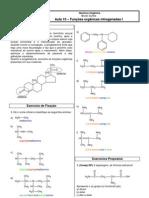 Química Orgânica - CASD - Aula10 Funções orgânicas nitrogenadas I