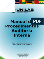 Manual de Auditoria Interna UNILAB