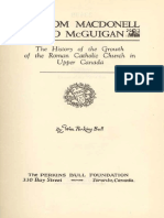 Perkins Bull, William - Macdonell to McGuigan