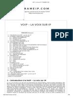Voip - La Voix Sur Ip - Frameip.com