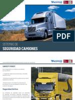 Sistema de Seguridad Camiones