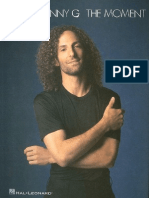 Kenny G - The Moment (Book)