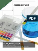 SAILS Unit Acids Bases Salts(1)