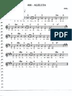 Aclamação - Aleluia a minh'alma abrirei - Partitura.PDF