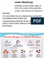 Introduction to Powder Metallurgy 1