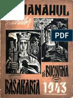 Almanahul ziarelor Basarabia si Bucovina 1943