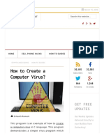 MCQ of Computer Security and Network Security | Computer Virus