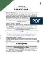 L 34-Paradigmas Cultura y Aprendizaje