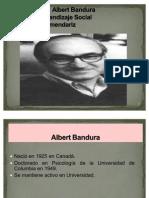 Albert Bandura1