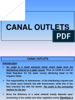Chapter 10 Canal Outlets