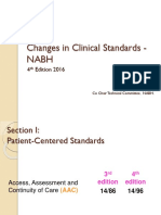 NABH 4th Edition