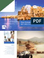 Piano Strategico Del Turismo Executive Summary 2017 IT