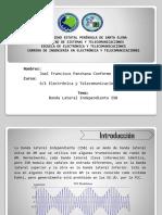 Banda Lateral Independiente ISB