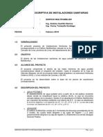 MEMORIA DESCRIPTIVA - SANITARIAS.docx