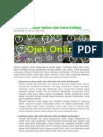 Lampiran E Data Bandung