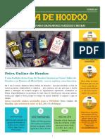 Informativo - Fevereiro 2019 -  Casa de Hoodoo