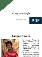 Arte y la tecnologia