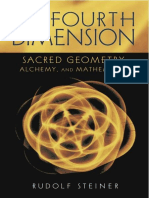(Sacred Geometry, Alchemy, And Mathematics) Rudolf Steiner - The Fourth Dimension_ Sacred Geometry, Alchemy, And Mathematics-SteinerBooks (1 April 2001)