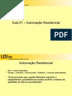 Aula 1 - Introducao a Automacao Residencial - Mercado