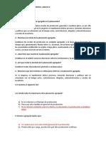 Unidad 2 - Planeacion Agregada (Cuestionario)