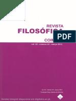 Revista Filosófica de Coimbra