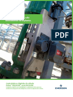 Brochure Controladores Digitales de Válvula Fisher Fieldvue Serie Dvc6200 Es 125158