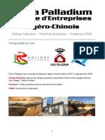 China Palladium Voyages Immobilier Construction Decoration Algerie