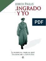 Friedrich Paulus -Stalingrado y yo.pdf