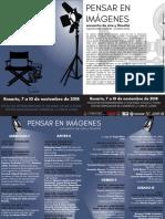 Programa Encuentro de Cine y Filosofía