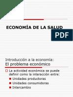 Presentación Economia de La Salud UCV Ayacucho
