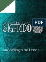 Catalogo de Libros Editorial Sigfrido Colombia (1)