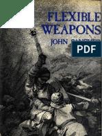 Flexible Weapons - John Sanchez - Paladin Press